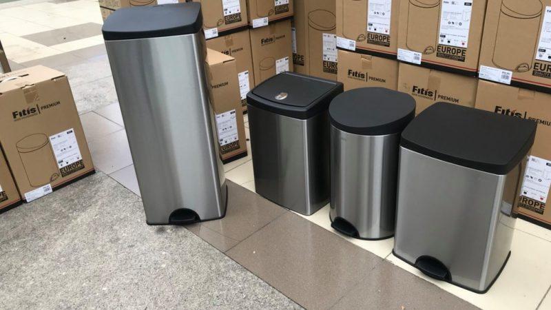 Top 10 công ty cung cấp thùng rác inox tốt nhất hiện nay