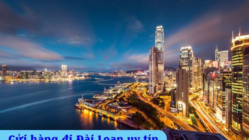 Bảng giá gửi hàng đi Đài Loan giá rẻ