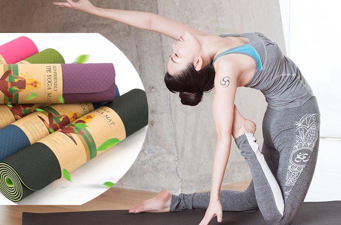 Top 10 các công ty cung cấp thảm tập Yoga uy tín