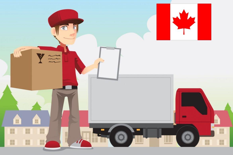 Gửi hàng đi Canada, vận chuyển hàng đi canada giá rẻ