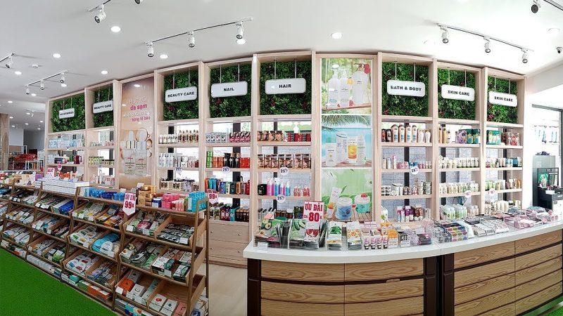 Top 10 cửa hàng mỹ phẩm Hàn Quốc chính hãng, uy tín