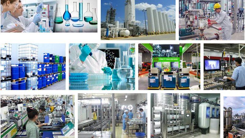 Top 10 công ty hóa chất uy tín, chất lượng lớn nhất hiện nay